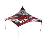 Custom Full Color Printed Tents
