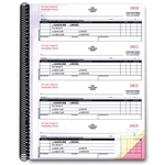 Fuel Purchase Order Books-Imprinted
