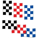 Race Style Flags